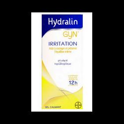 SOIN INTIME IRRITATION  400ML HYDRALIN GYN