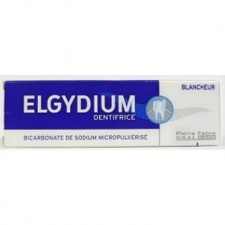 DENTIFRICE BLANCHEUR 75ML ELGYDIUM