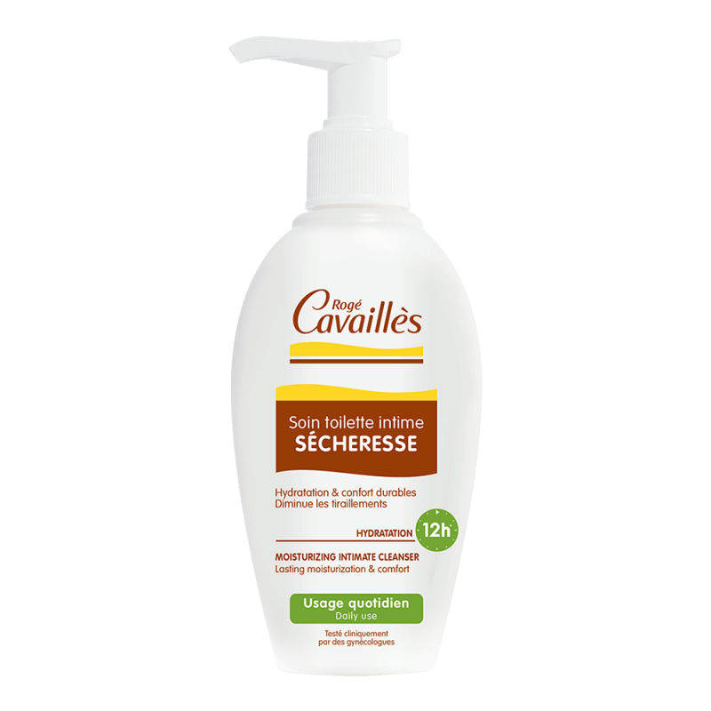 GEL INTIME SURGRAS SPECIAL SECHERESSE ROGE CAVAILLES 500 ML