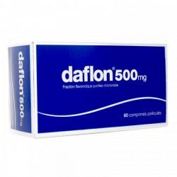 DAFLON 500MG 60 COMPRIMES