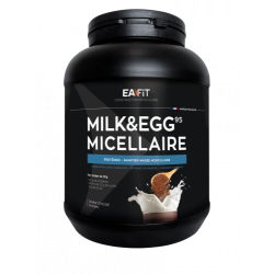MILK & EGG 95 MICELLAIRE CHOCOLAT 750G EAFIT