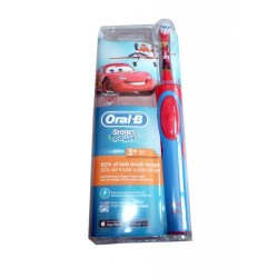 BROSSE A DENTS ELECTRIQUE STAGES POWER CARS TOOTHBRUSH ORAL B