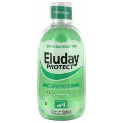 ELUDAY PROTECT BAIN DE BOUCHE 500ML PIERRE FABRE Oral Care