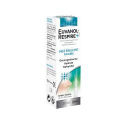 EUVANOL SPRAY RESPIRE + 20ML MERCK