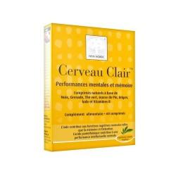 CERVEAU CLAIR 60 COMPRIMES...