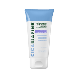 CICABIAFINE CREME MAINS ANTI TACHES BRUNES NOURRISSANTE 75ML BIAFINE