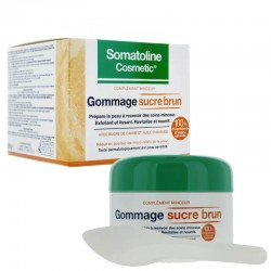 GOMMAGE SUCRE BRUN 350G SOMATOLINE COSMETIC