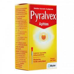 PYRALVEX APHTES SOLUTION 10ML MYLAN