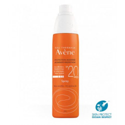 SOLAIRE SPRAY SPF20 OCEAN RESPECT 200ML AVENE