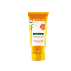 POLYSIANES GEL CREME SOLAIRE SUBLIME SPF 30 200ML KLORANE