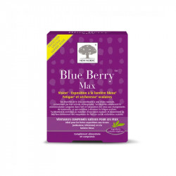BLUE BERRY MAX YEUX VISION...