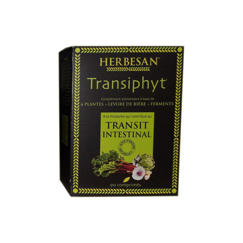 TRANSIPHYT TRANSIT INTESTINAL 90 COMPRIMES HERBESAN