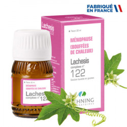 LACHESIS COMPLEXE 122 SOLUTION BUVABLE LEHNING