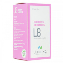 L 8 SOLUTION BUVABLE LEHNING