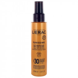 SUNISSIME LAIT PROTECTEUR ANTI AGE GLOBAL SPF30 - 100ML LIERAC