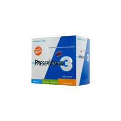 PRESERVISION 3 180 capsules BAUSCH & LOMB