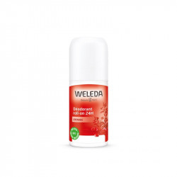 DEODORANT 24H GRENADE  ROLL ON 50ML WELEDA