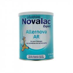 ALLERNOVA AR LAIT EN POUDRE  0-36 MOIS 400G NOVALAC EXPERT