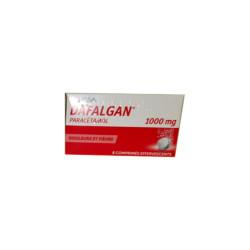 DAFALGAN 1000MG 8 COMPRIMES EFFERVESCENTS UPSA