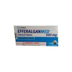 EFFERALGANMED 500MG 16 COMPRIMES UPSA