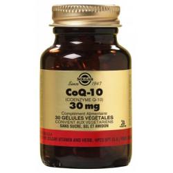 COQ 10 30 MG - coenzyme Q-10- 30 gélules SOLGAR