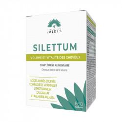 SILETTUM VOLUME et VITALITÉ DES CHEVEUX 60 GELULES JALDES