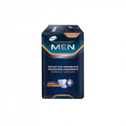 TENA MEN 16 PROTECTIONS ABSORBANTES SUPER NIVEAU 3