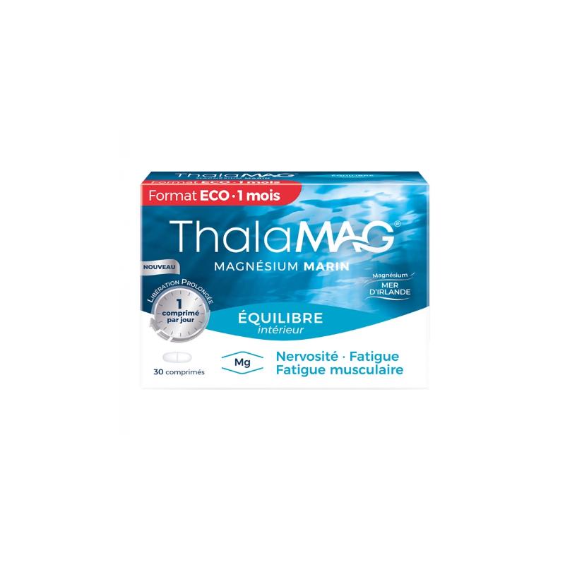THALAMAG EQUILIBRE INTERIEUR MAGNESIUM MARIN 30 comprimés IPRAD