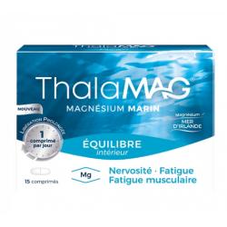 THALAMAG EQUILIBRE INTERIEUR MAGNESIUM MARIN 15 comprimés IPRAD