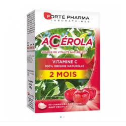 ACEROLA VITAMINE C NATURELLE 60 COMPRIMES FORTE PHARMA
