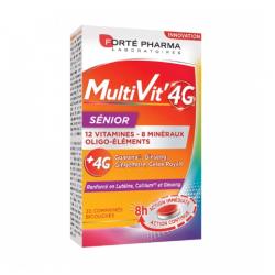 MULTIVIT' 4G SENIOR 30 COMPRIMES FORTE PHARMA