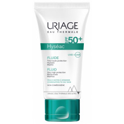HYSEAC FLUIDE SPF50+ 50ML URIAGE