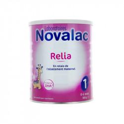 NOVALAC RELIA 1 LAIT 0-6 MOIS 800G