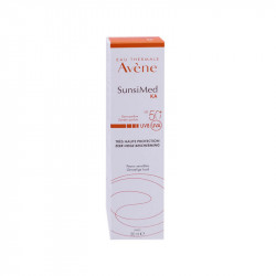 SUNSIMED KA SPF50+ 80ML AVENE