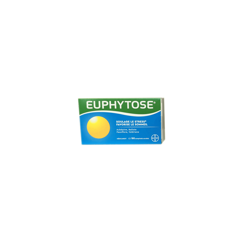 EUPHYTOSE STRESS 180 COMPRIMES BAYER