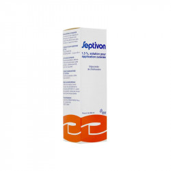 SEPTIVON 1.5% 250ML OMEGA PHARMA
