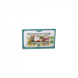 TISANE RETENTION D'EAU BIO 20 SACHETS ROMON NATURE