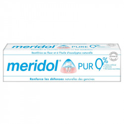 DENTIFRICE PUR 75ML MERIDOL
