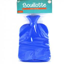 BOUILLOTTE BLEUE THERMOPLASTIQUE 2L COOPER