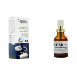 C ZEN NUIT  CHRONOSPRAY MELATONINE 1.5MG 20ML CHAUVIN BAUSCH + LOMB