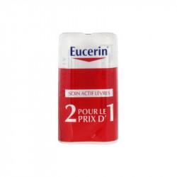 SOIN ACTIF LEVRES LOT DE 2 X 4.8G EUCERIN