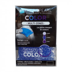 THERA PEARL COLOR POCHE THERMIQUE MULTIZONES CHAUD-FROID