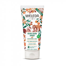 CREME DOUCHE NATURE COCOON SHOWER BIO 200ML WELEDA
