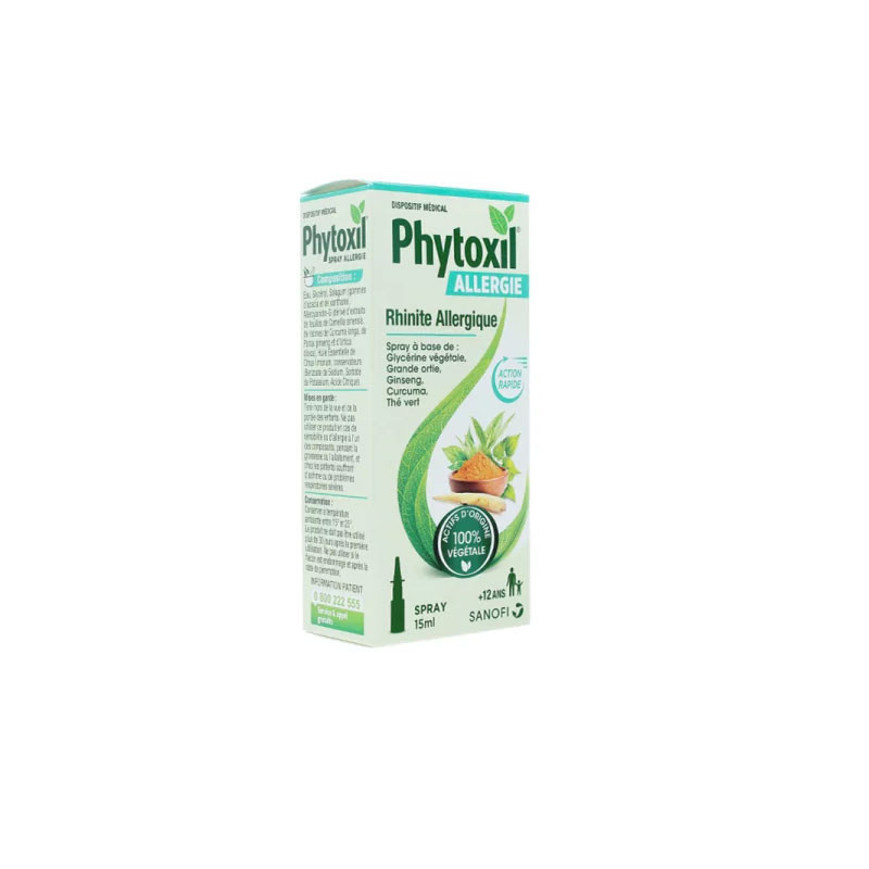 PHYTOXIL ALLERGIE SPRAY 15ML SANOFI