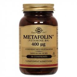 METAFOLIN® 400 µg 400µg 50 comprimés SOLGAR