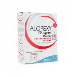 ALOPEXY 5% 3X60ML MINODIXIL PIERRE FABRE