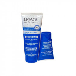 BARIEDERM DUO CICA GEL NETTOYANT 200ML + CREME MAINS 50ML URIAGE