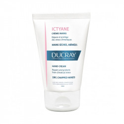 ICTYANE CREME MAINS 50ML DUCRAY