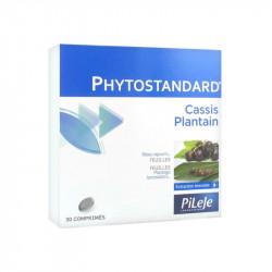 PHYTOSTANDARD CASSIS et PLANTAIN 30 COMPRIMES PHYTOPREVENT
