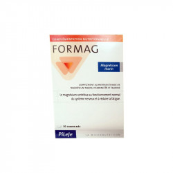 FORMAG MAGNESIUM MARIN 30 COMPRIMES PILEJE